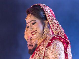 The wedding of Sumedha and Tushar 3