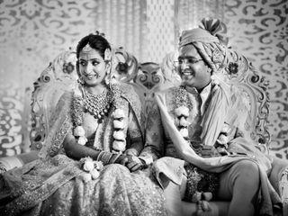 The wedding of Shruti and Abhishek 3