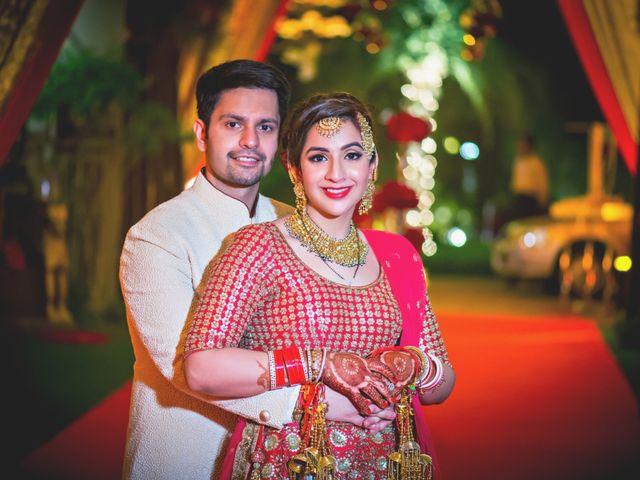 The wedding of Eishita and Vaibhav