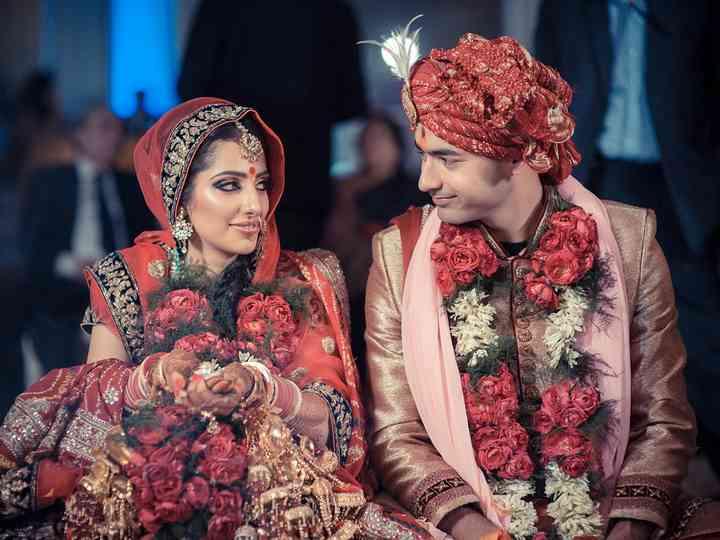 The wedding of Sonika and Gaurav