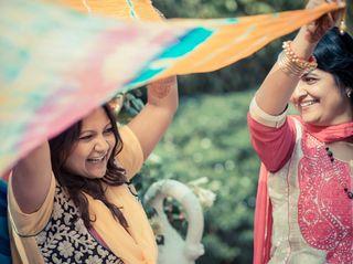 The wedding of Sonika and Gaurav 1