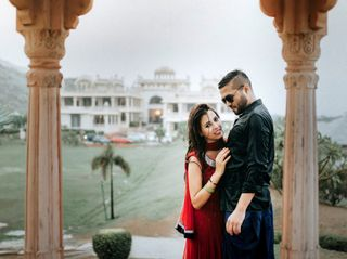The wedding of Abhinav and Aarti 1