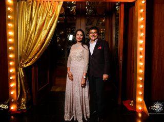 The wedding of Sunil and Naina