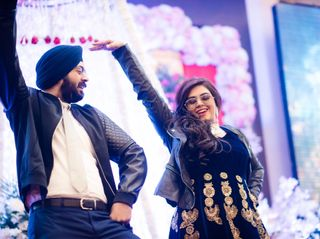 The wedding of Mansi and Harneet 2