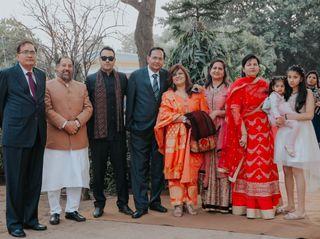 The wedding of Kartika and Rohit 3