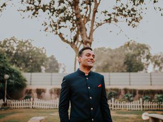 The wedding of Kartika and Rohit 2