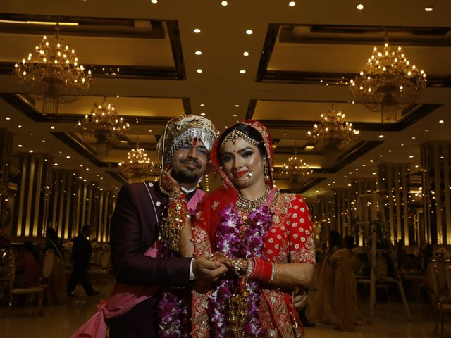 The wedding of Swati and Sumit