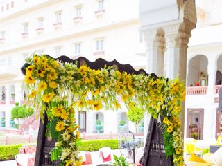 The wedding of Rijuta and Anish 1