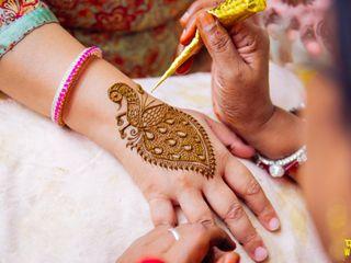 The wedding of Rijuta and Anish 3