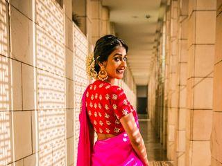 The wedding of Shreya and Nikhil 3