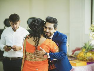 The wedding of Shailly and Karan 2