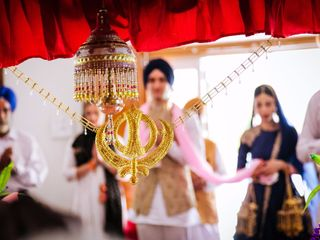 The wedding of Mohneet and Rainer 3