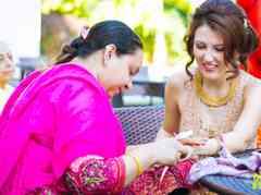 The wedding of Saanya and Varoon 6
