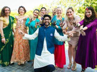 The wedding of Saanya and Varoon 3
