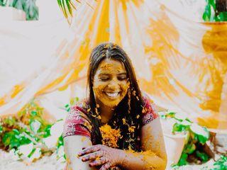 The wedding of Anubha and Pratham 1
