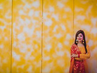 The wedding of Shikha and Sushant 1