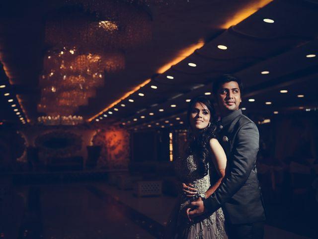 The wedding of Shikha and Sushant