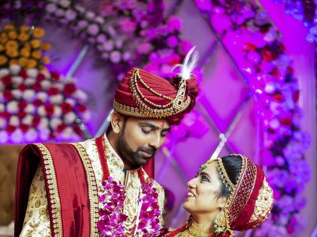 The wedding of Himanshi and Himanshu