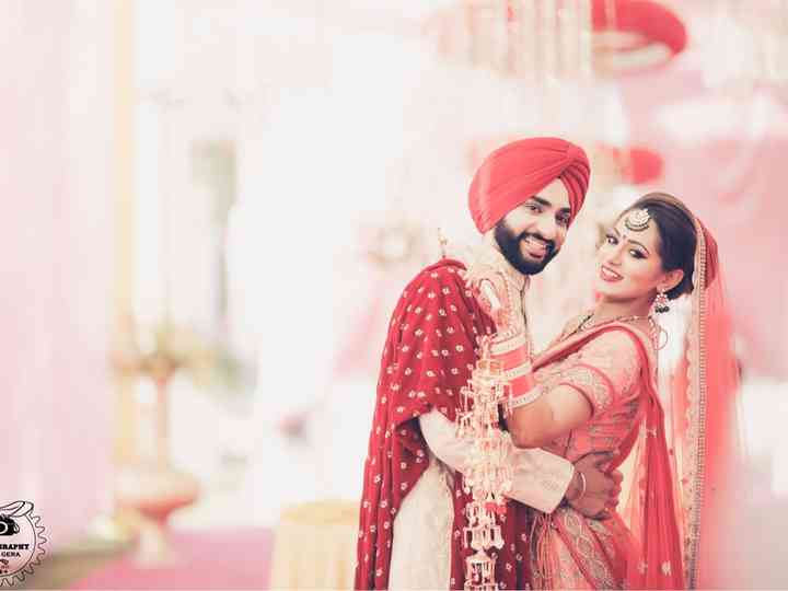 The wedding of Ramnik and Harpreet
