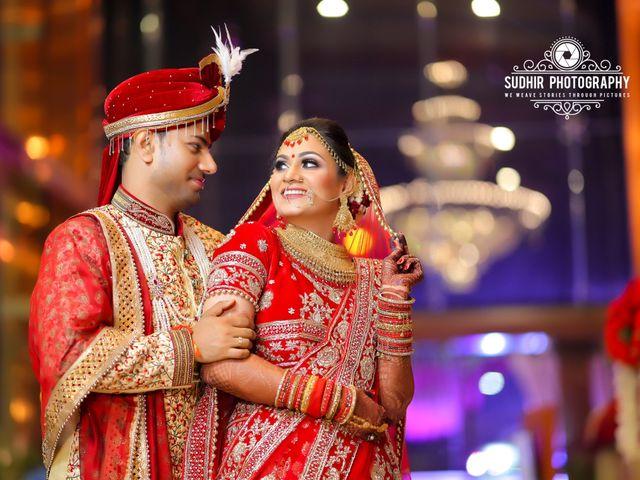 The wedding of Eshita and Abhineet