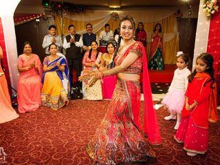 The wedding of Ruchika and Shikhar 2