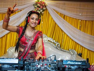 The wedding of Ruchika and Shikhar 3