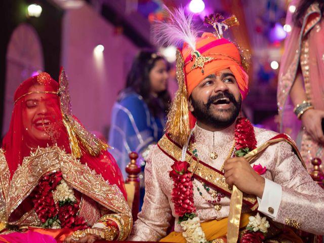 The wedding of Suryadev and Padmini