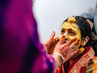 The wedding of Tanu and Aditya 3