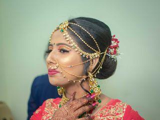 The wedding of Shikha and Sumit 2
