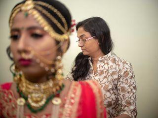 The wedding of Shikha and Sumit 3