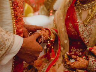 The wedding of Aasiya and Raiyan 2