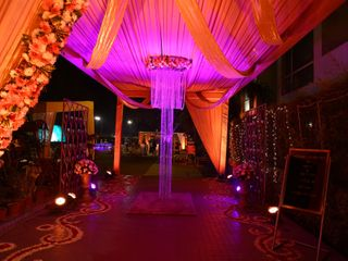 The wedding of Neha and Abhishek 1