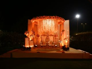 The wedding of Neha and Abhishek 3
