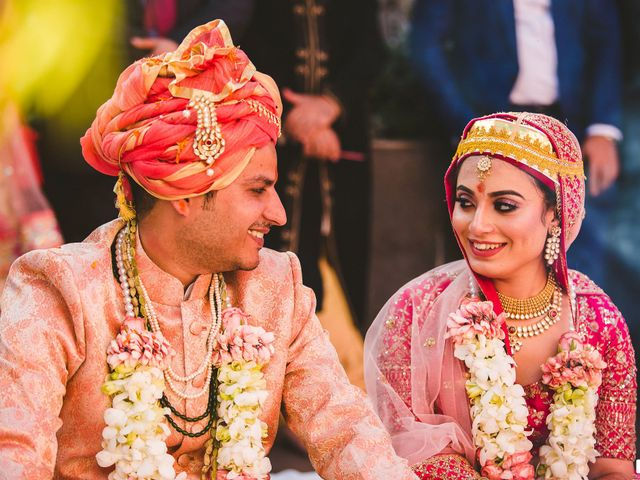 The wedding of Eshan and Ishani