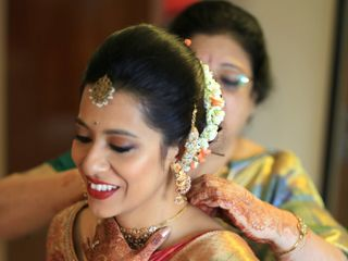 The wedding of Kierthana and Arjun 2