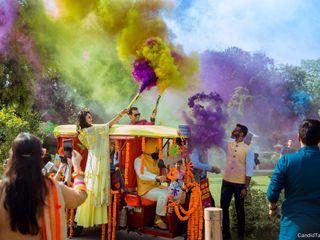 The wedding of Parinita and Aakash 3