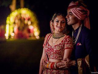 The wedding of Parinita and Aakash