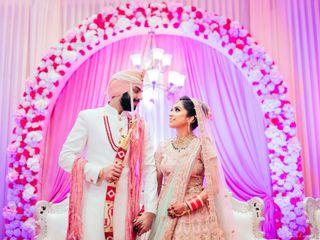 The wedding of Maneet and Karanpreet