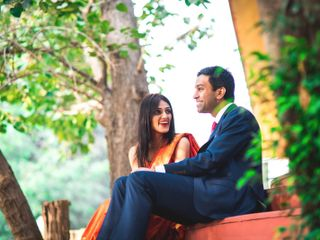 The wedding of Sanchita and Sunil 3