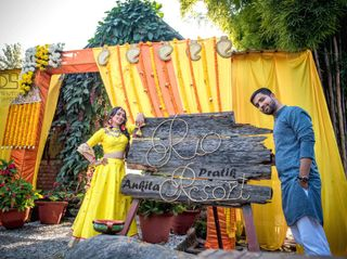 The wedding of Ankita and Pratik 1