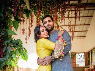 The wedding of Ankita and Pratik 2