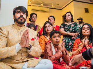 The wedding of Akanksha and Anmol 2