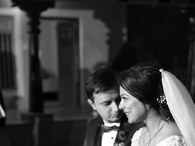 The wedding of Shilpa and Chirag