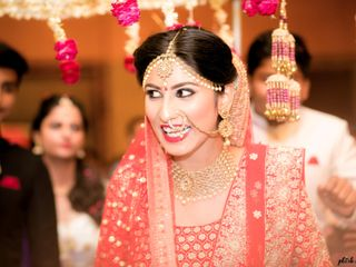 The wedding of Soumya and Ayush 2