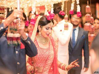 The wedding of Soumya and Ayush 3