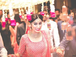 Ayush and Soumya's wedding in Indore, Indore 6