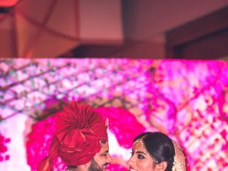 Ayush and Soumya's wedding in Indore, Indore 11