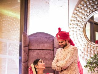 Ayush and Soumya's wedding in Indore, Indore 12