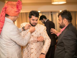 Ayush and Soumya's wedding in Indore, Indore 18