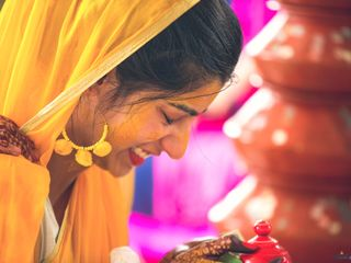 Ayush and Soumya's wedding in Indore, Indore 24
